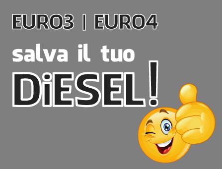 Metti gas al tuo euro 3/4
